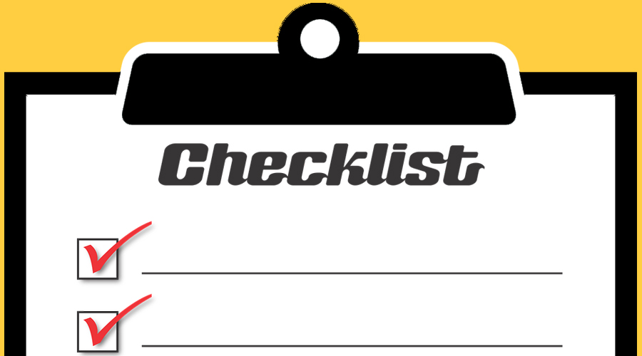 Download our Removals Checklist