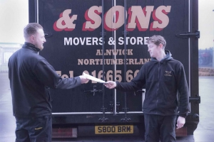 Fully Insured Domestic and Commercial Removals Service