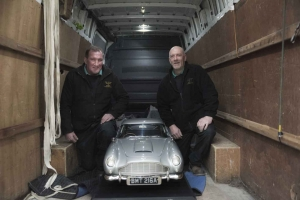 Brian and Sons Transporting Antique Goods