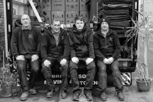 Photo of the Team at Brian and Sons Removals and Storage