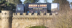 Brians and Sons Removals and Storage in Alnwick