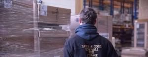 Storage Facilities at Brian and Sons