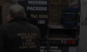 Brian and Sons Removals and Storage